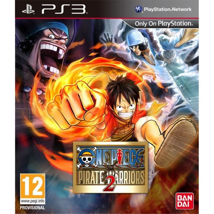 JEU PS3 One Piece Pirate Warriors 2 Jeu PS3