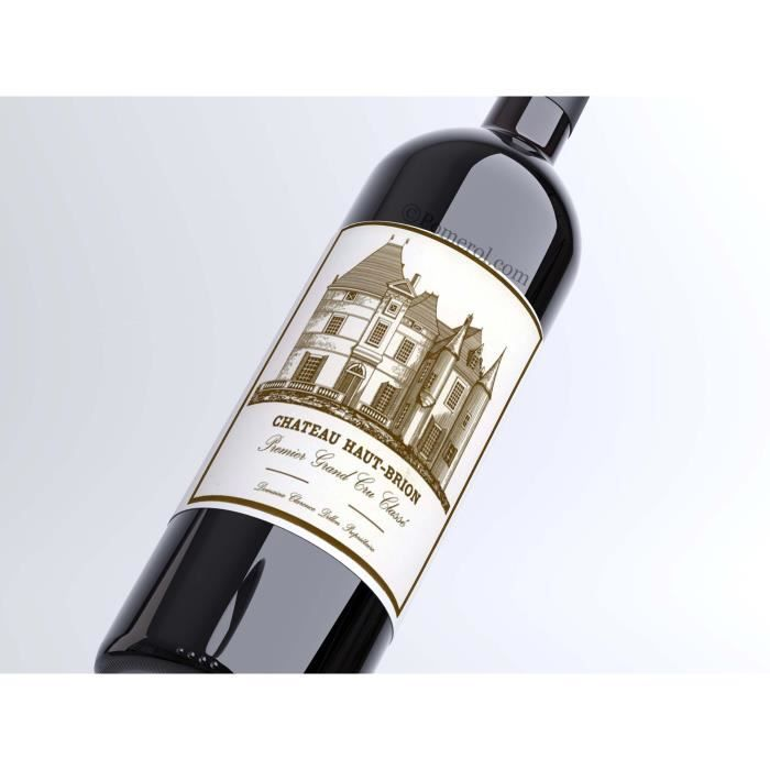 X1 Château Haut-Brion 2000 - AOC Pessac-Léognan Rouge - 1er Cru Classé - 99/100 Wine Advocate - Bouteille (75cl)