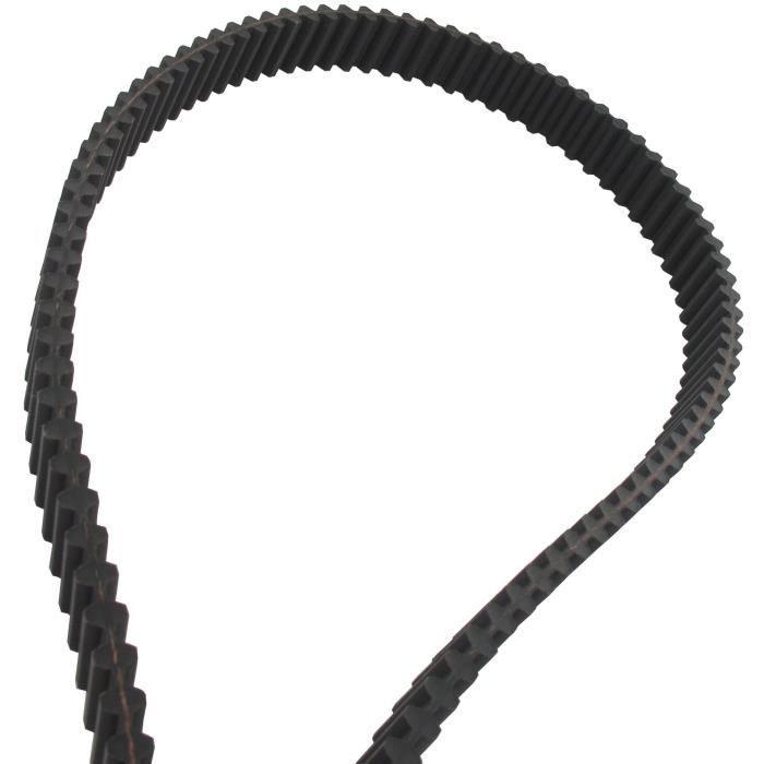 Courroie double crantage L: 2600mm, l: 20mm