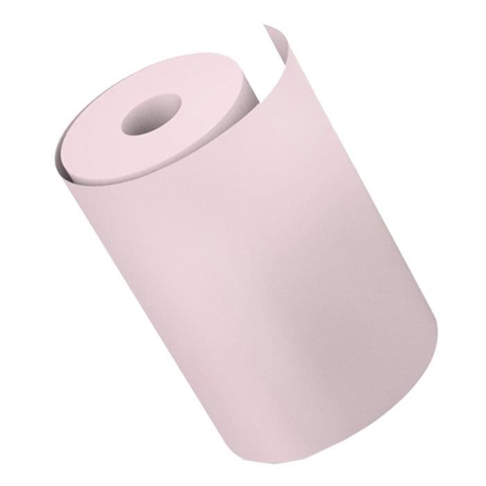 5 rouleaux de Papier thermique 57x30 mm Papier speciale d'imprimante