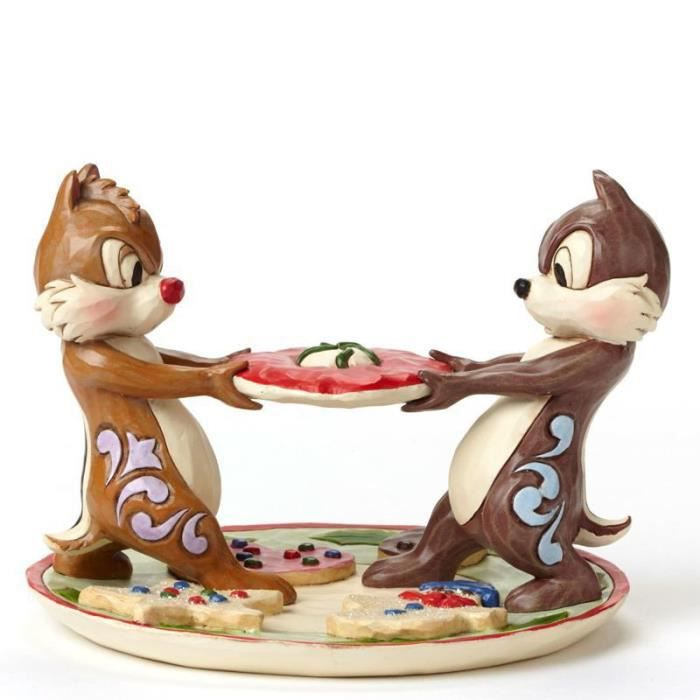 Figurine De Noel Tic Et Tac Cookie Disney Traditions Jim Shore Achat Vente Figurine Personnage Cdiscount