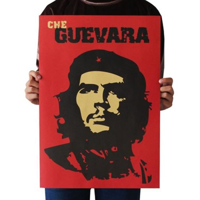 poster che guevara achat vente poster che guevara pas. Black Bedroom Furniture Sets. Home Design Ideas