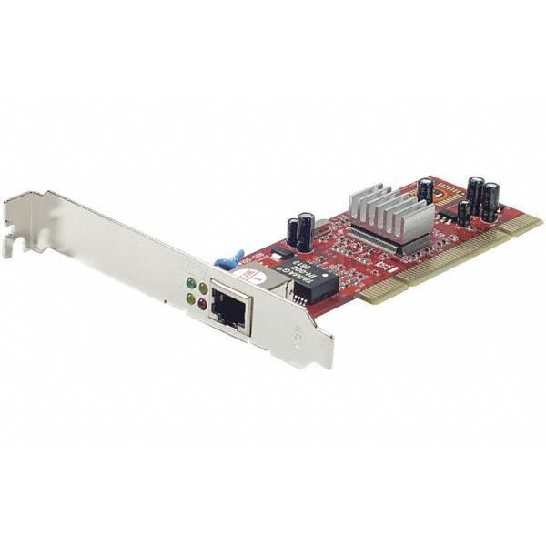 Carte réseau RJ45 PCI Gigabit low profile