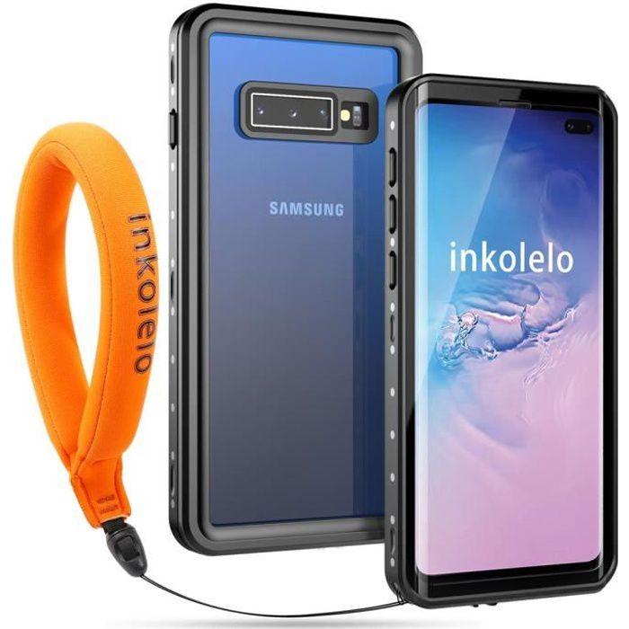 inkolelo Coque Samsung S10 / S10 Plus Étanche, 36