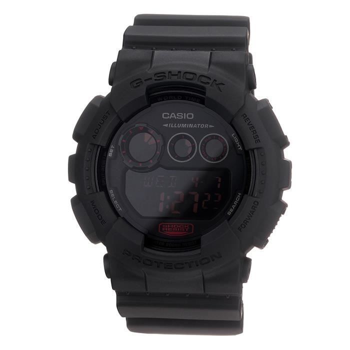casio montre quartz g shock gd 120mb 1er homme prix pas cher cdiscount. Black Bedroom Furniture Sets. Home Design Ideas