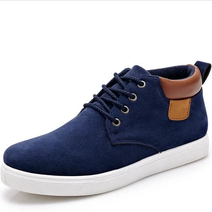 Homme Nouvelle ChaussuresDe Classique ChaussureSneakers Mode Marque Luxe Confortable De Grande Hommes Sneaker Taille wSHfxxCq