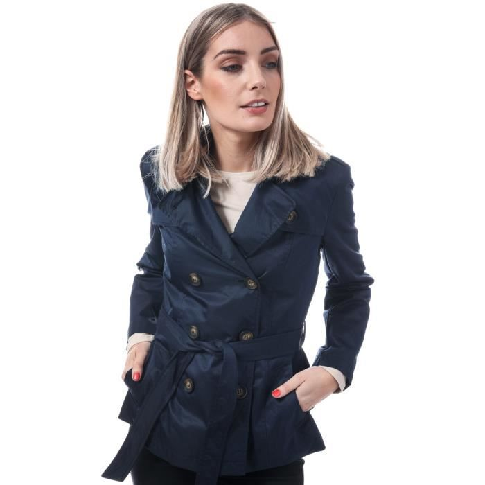 Exceptionnel Imperméable   Trench Trench Harvey And Jones Louisa Pour Femme En Bleu