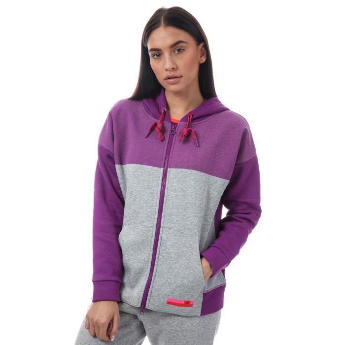sweat adidas femme violet