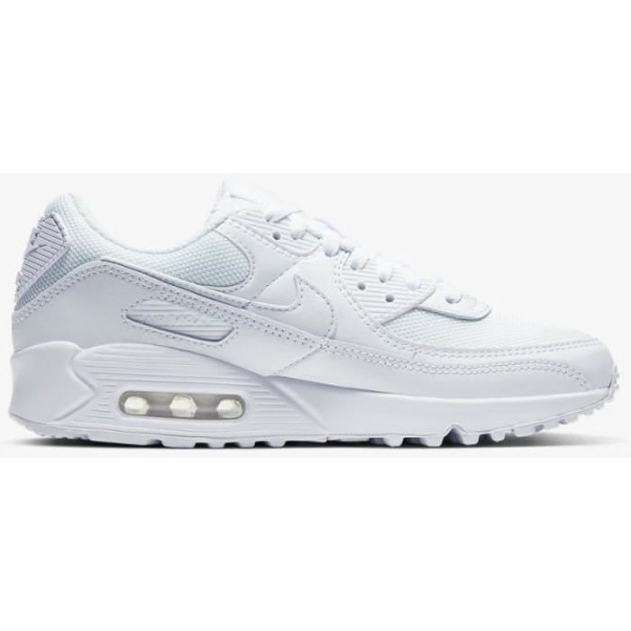basket homme air max 90 blanche