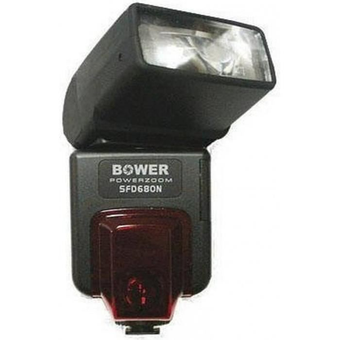 Flash bower num rique ttl pour nikon achat vente flash - Ventes flash cdiscount ...