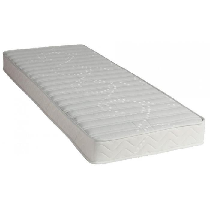 matelas someo relaxation latex luxe 80x200 achat vente matelas cdiscount. Black Bedroom Furniture Sets. Home Design Ideas