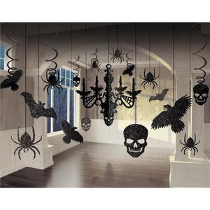 KIT DE DECORATION KIT DÉCORATION CHANDELIER HALLOWEEN
