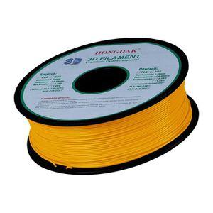 FIL POUR IMPRIMANTE 3D Imprimante 3D Filament PLA 1.75mm Blanc 1KG de hau