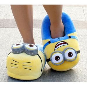 chausson minion adulte