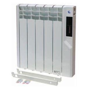 RADIATEUR ÉLECTRIQUE Radiateur électrique fonte aluminium 600W