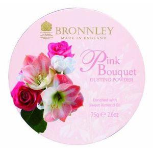 FOND DE TEINT - BASE Bronnley Poudre libre à la rose Pink Bouquet 7…