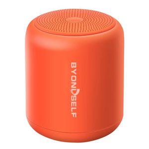ENCEINTE NOMADE Sanag Enceinte Bluetooth 5.0 avec Son 360°,Technol