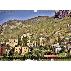 ENSEMBLE LITERIE CD-34000 Chypre du Nord. Berge - St A3 paysage