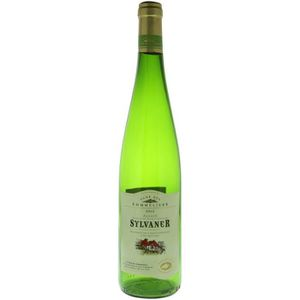 VIN BLANC Sylvaner Vin d' Alsace - Blanc - Sec - 75 cl