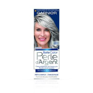 COLORATION GARNIER Belle Perle d'Argent Gris - 80 ml