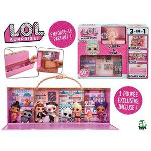 FIGURINE - PERSONNAGE L.O.L. Surprise - Poupée LOL Pop Ups Store / Magas