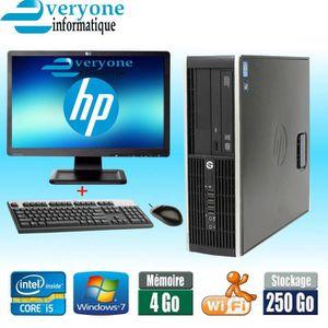 UNITÉ CENTRALE  HP Compaq 6200 Pro Intel Core i5 -2400 RAM 4Go Dis