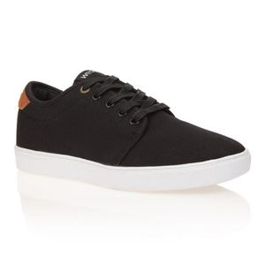 SKATESHOES WESC Chaussures Off Deck Low Top - Homme - Noir