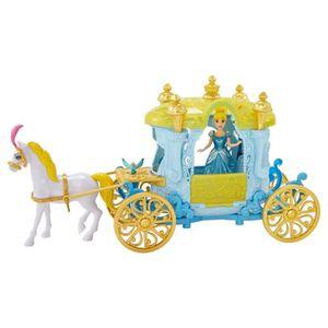 POUPÉE Mini poupée Princesse Disney : Le carrosse de Cend
