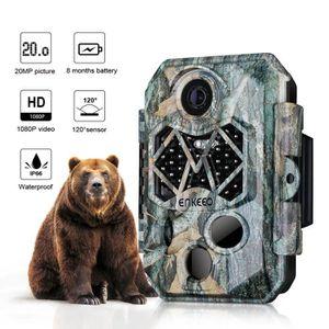 CAMÉRA SPORT Caméra de chasse Enkeeo Piège Photographie Caméra