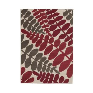 TAPIS LUXUS Tapis de salon contemporain - 160x225cm - Ro