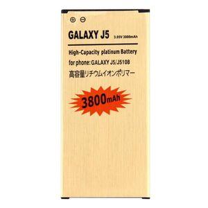 Batterie téléphone Batterie or pour Samsung Galaxy J5 2016 / J5108 38