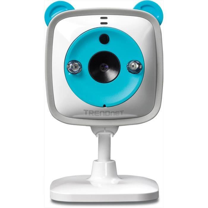 TRENDnet BabyCam HD - Caméra de surveillance 720p