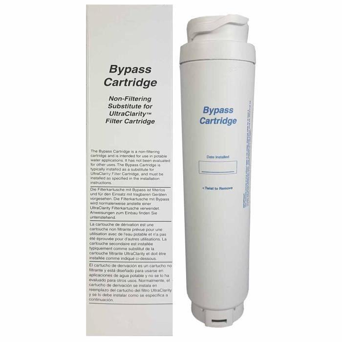 Filtre Origine Bosch Siemens Bypass Ultraclarity 740572 (643046).