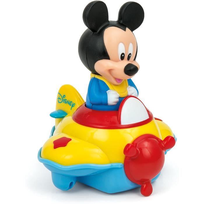 Jouets musicaux Clementoni Jouet Premier Age - Bébé Disney - Avion Musical De Mickey 175981