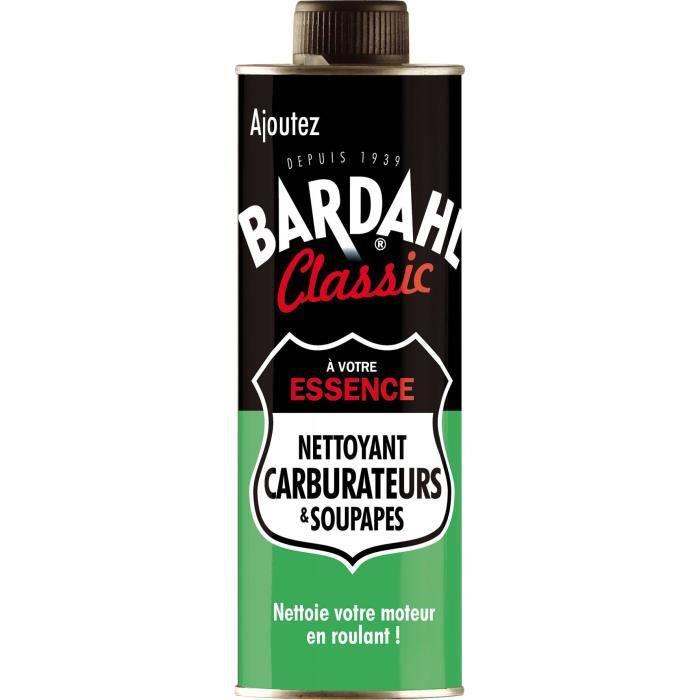 BARDAHL Nettoyant carburateurs et soupapes - 500 ml
