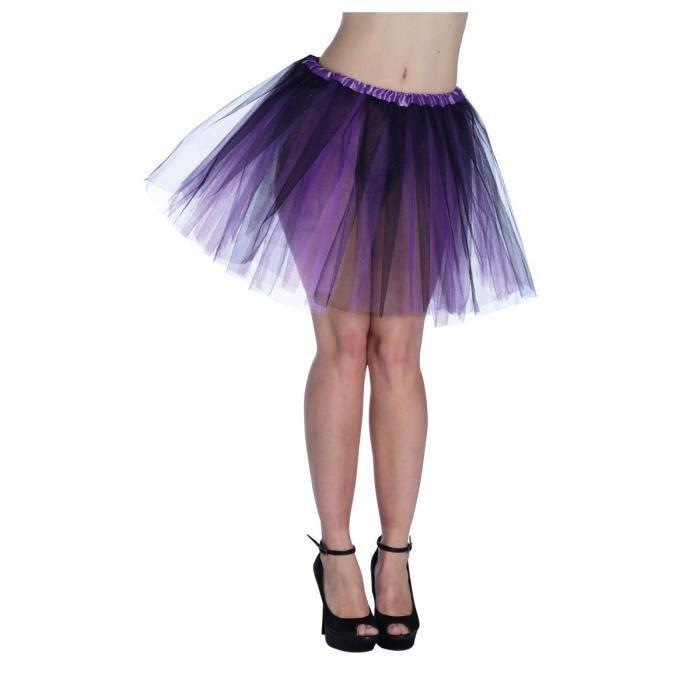 Tutu Halloween Noir/violet Noir / Violet