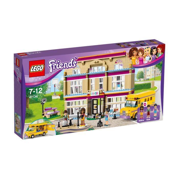 LEGO 41134 - L'école de spectacle de Heartlake City