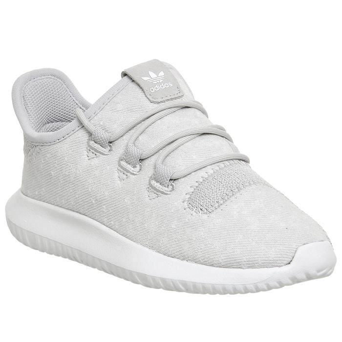 adidas Tubular Shadow C, Chaussures de Fitness Mixte Enfant, Gris (Gridos/Balcri/Balcri), 30 EU