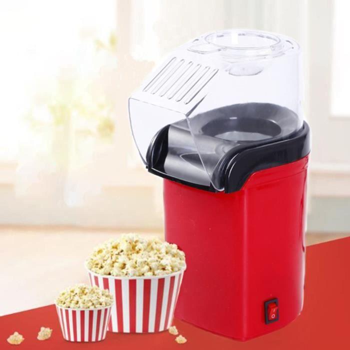 Machine à pop-corn électrique domestique Mini machines à maïs soufflé de type soufflage Machine à pop-corn électrique
