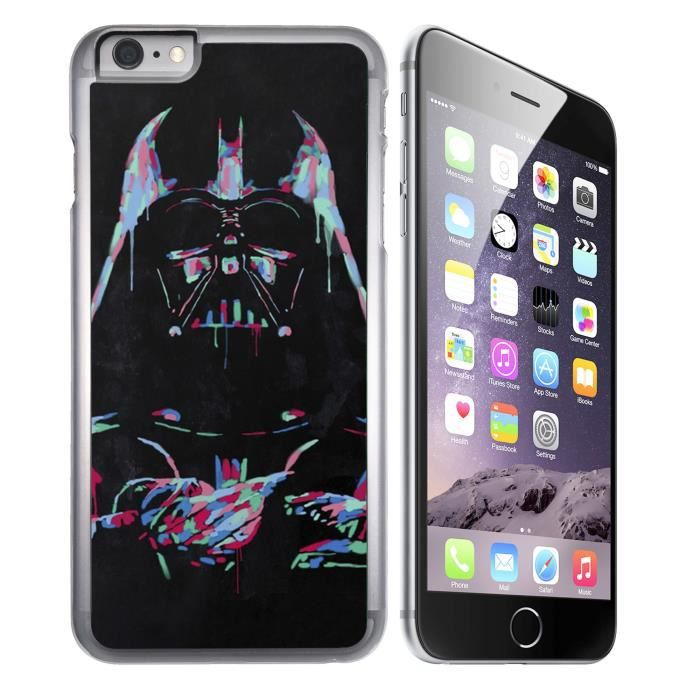 coque iphone 6 plus 6s plus star wars dark vador