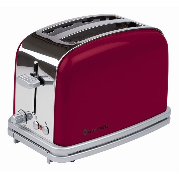 Russell hobbs 426656 achat vente grille pain toaster cdiscount - Grille pain russel hobbs ...