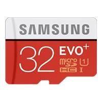 CARTE MÉMOIRE Samsung micro SD 32Go Class 10  Evo+ avec adaptate