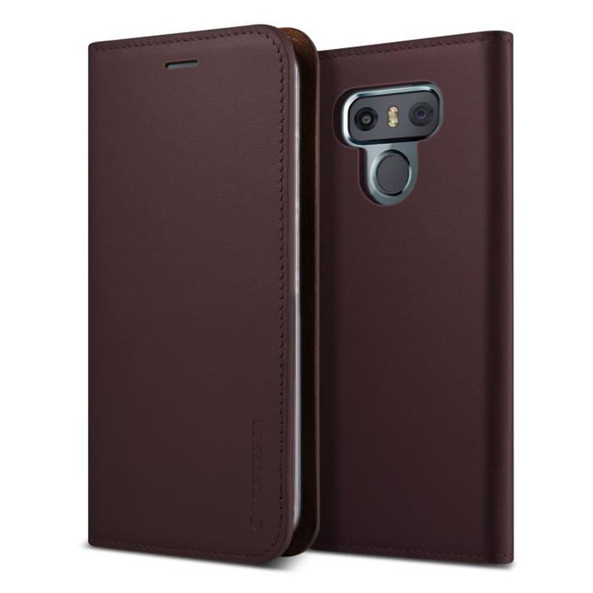 Tui housse lg g6 vrs design genuine leather case for Housse lg g6