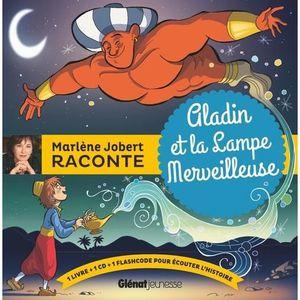 Livre 3-6 ANS Aladin et la lampe merveilleuse. Avec 1 CD audio