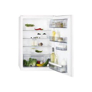 RÉFRIGÉRATEUR CLASSIQUE AEG SKB58821AS Réfrigérateur intégrable niche larg