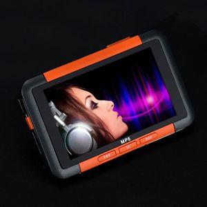LECTEUR MP3 RECONDITIONNÉ  Lecteur de musique MP3 MP4 MP5 mince de 8 Go avec