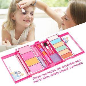 JEU D'APPRENTISSAGE Jouet de kit de maquillage de princesse de rêve de