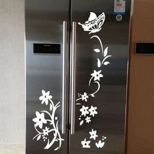 ARMOIRE DE CHAMBRE Chambre fleur de vigne Réfrigérateur Armoire décal