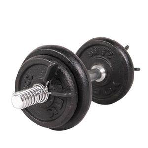 Yosoo Isolateur de Biceps pour Musculation avec Halt/ères Biceps Isolateur Blaster Barre dhalt/ères de Levage de Poids