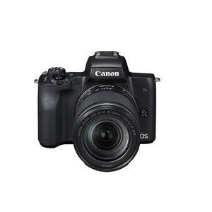 APPAREIL PHOTO RÉFLEX Canon EOS M50 Appareil Photo Hybride + EF-M 18-150